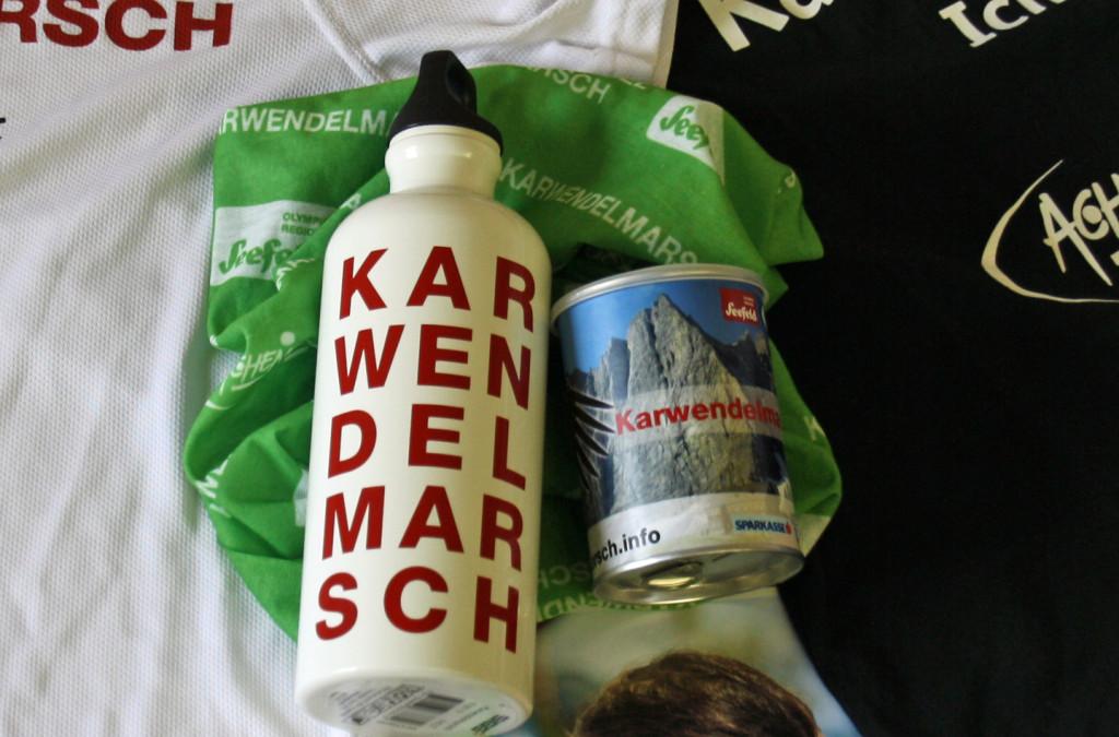 Limited Edition SIGG-Bottle Karwendelmarsch