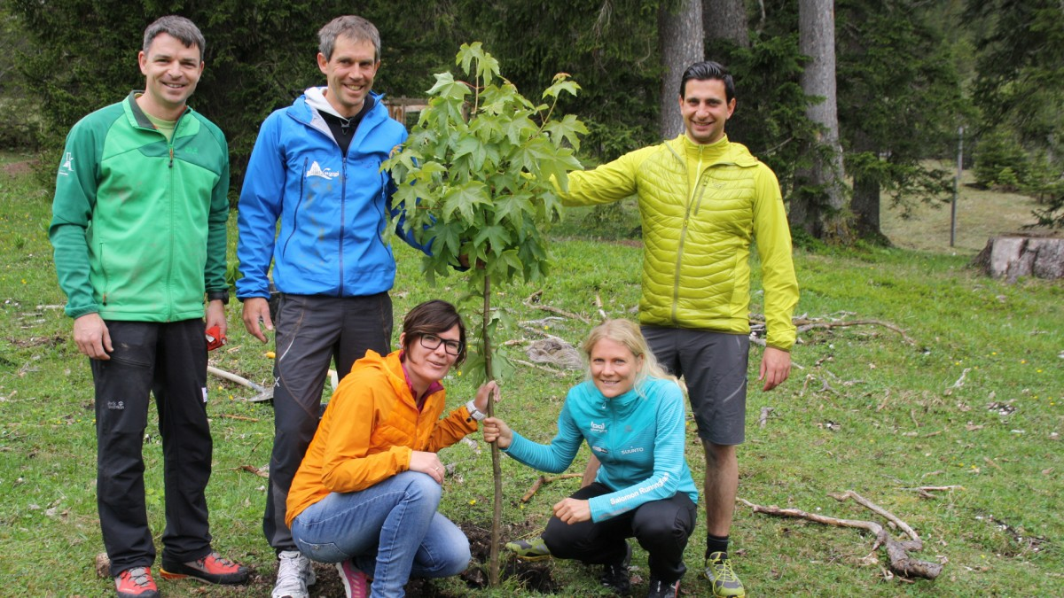 Natur hautnah erleben – Naturpark Karwendel