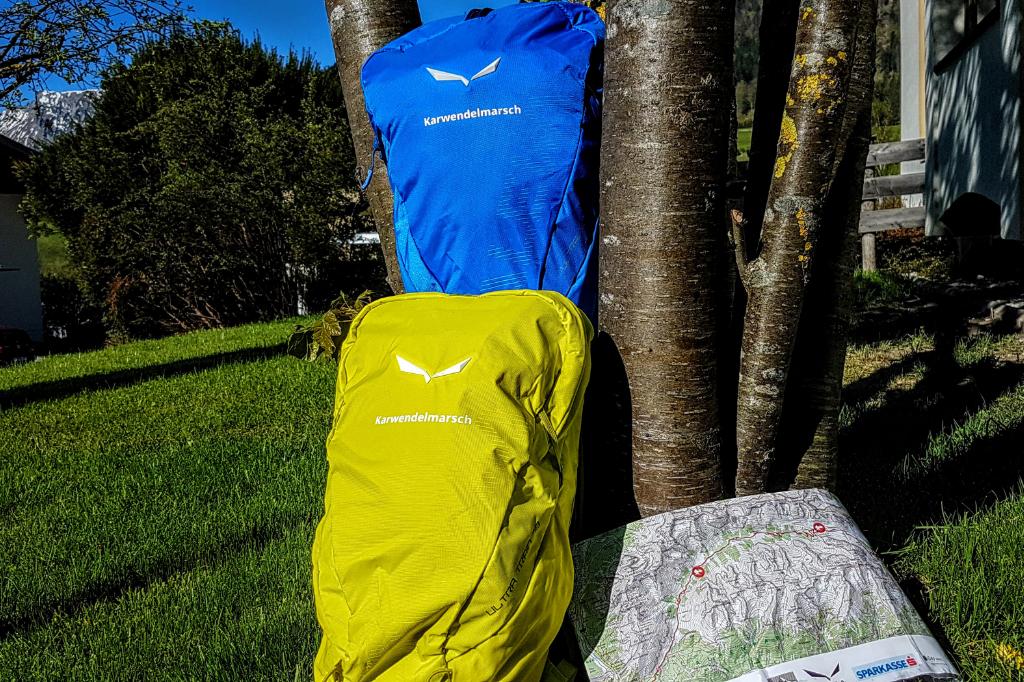 Salewa Karwendelmarsch backpack