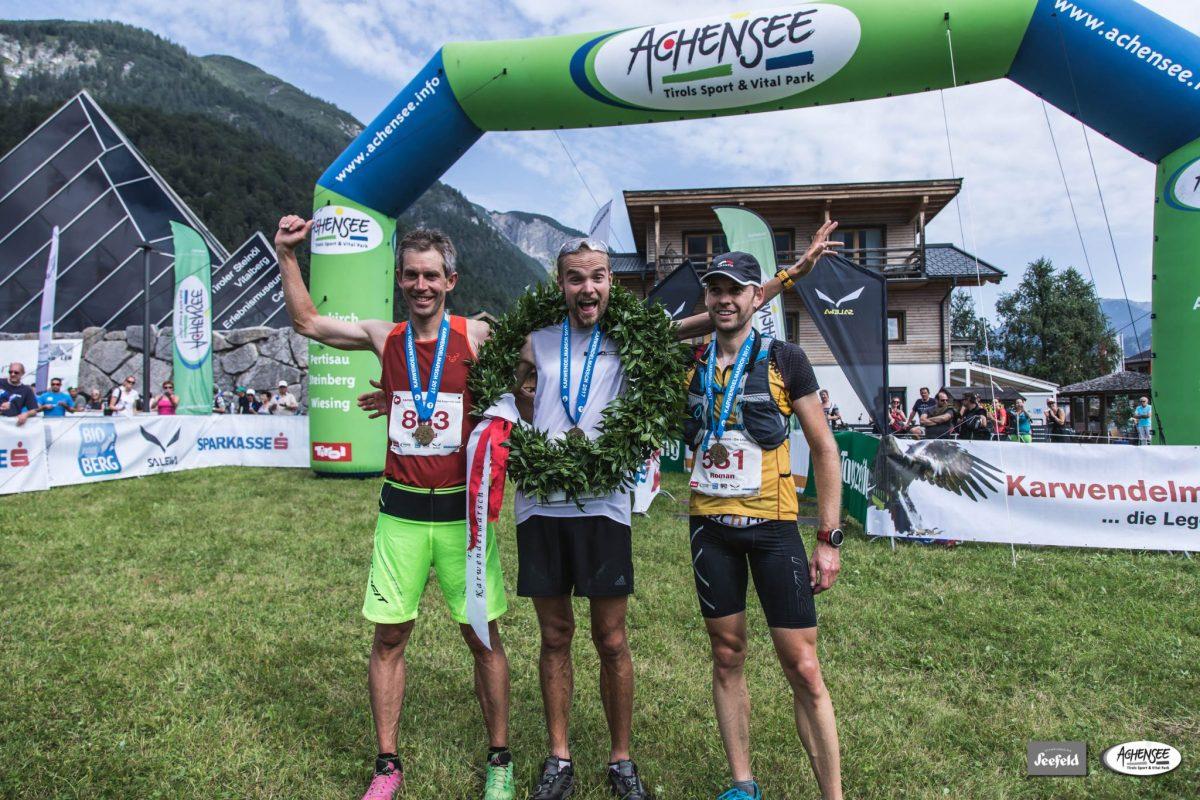 Streckenrekord und neue Gewinner beim Karwendelmarsch 2017
