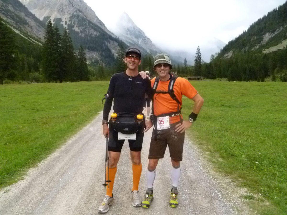 Karwendellauf 2011 – Mit Blitz und Donner