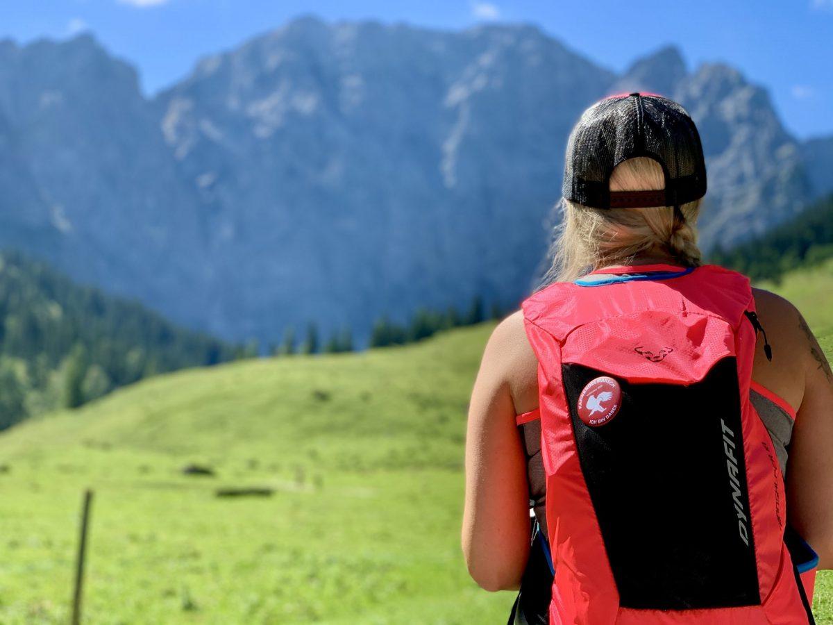"""""""Allein, aber nicht einsam"""": Karwendelmarsch 2020 unlimited war voller Erfolg"""